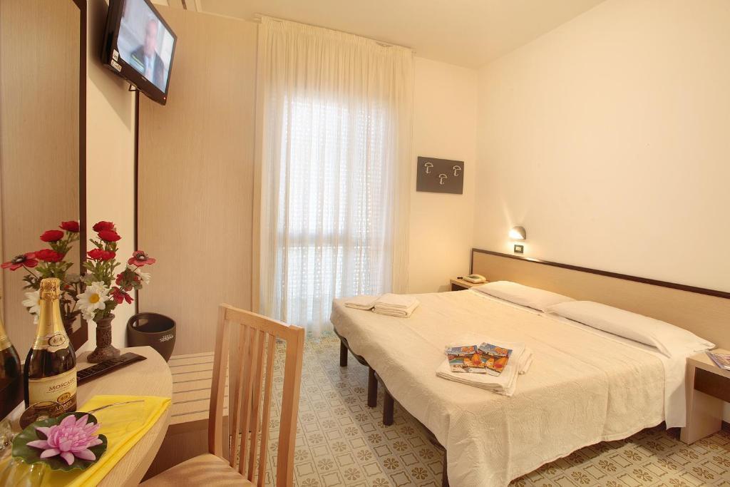 Hotel abarth cesenatico cesenatico italien